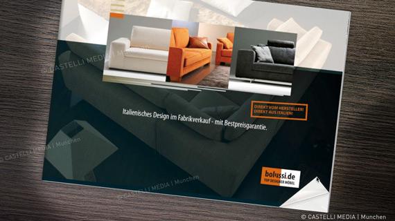 Bolussi Designer Broschüre und Kataloo auch als Online-Version zum blättern