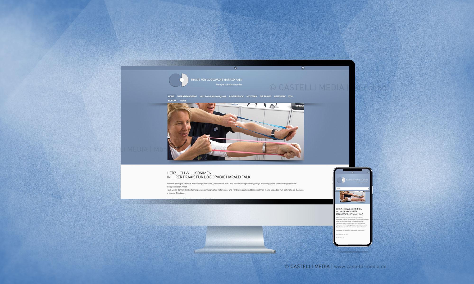 Webseite Wordpress Webdesign