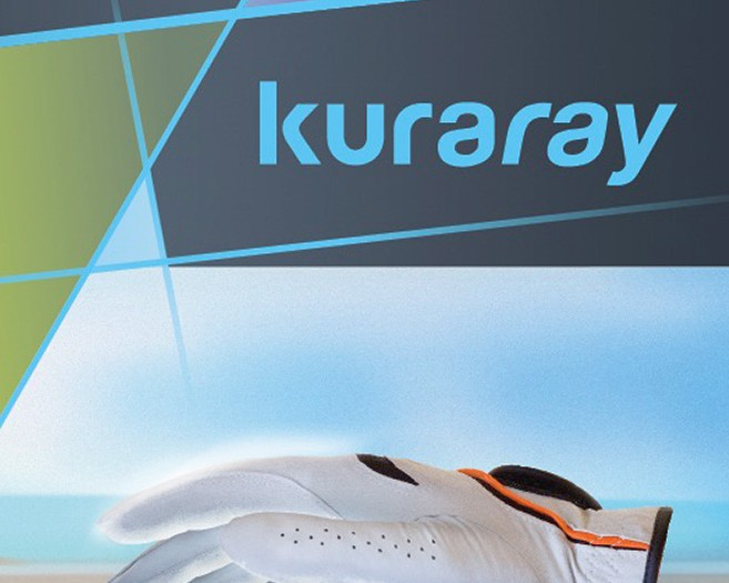 Produktfotografie und Messedisplay für Kuraray Europe