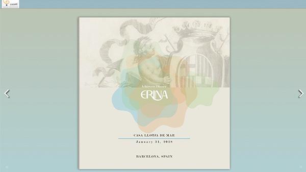 Blaettbare PDF für Erina Cosmetics Japan