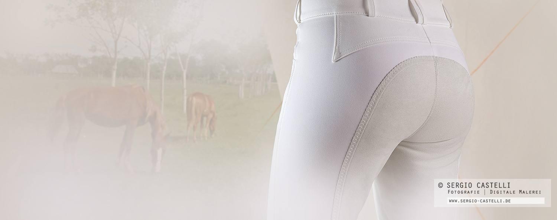 Produktfotografie Hose und Horse