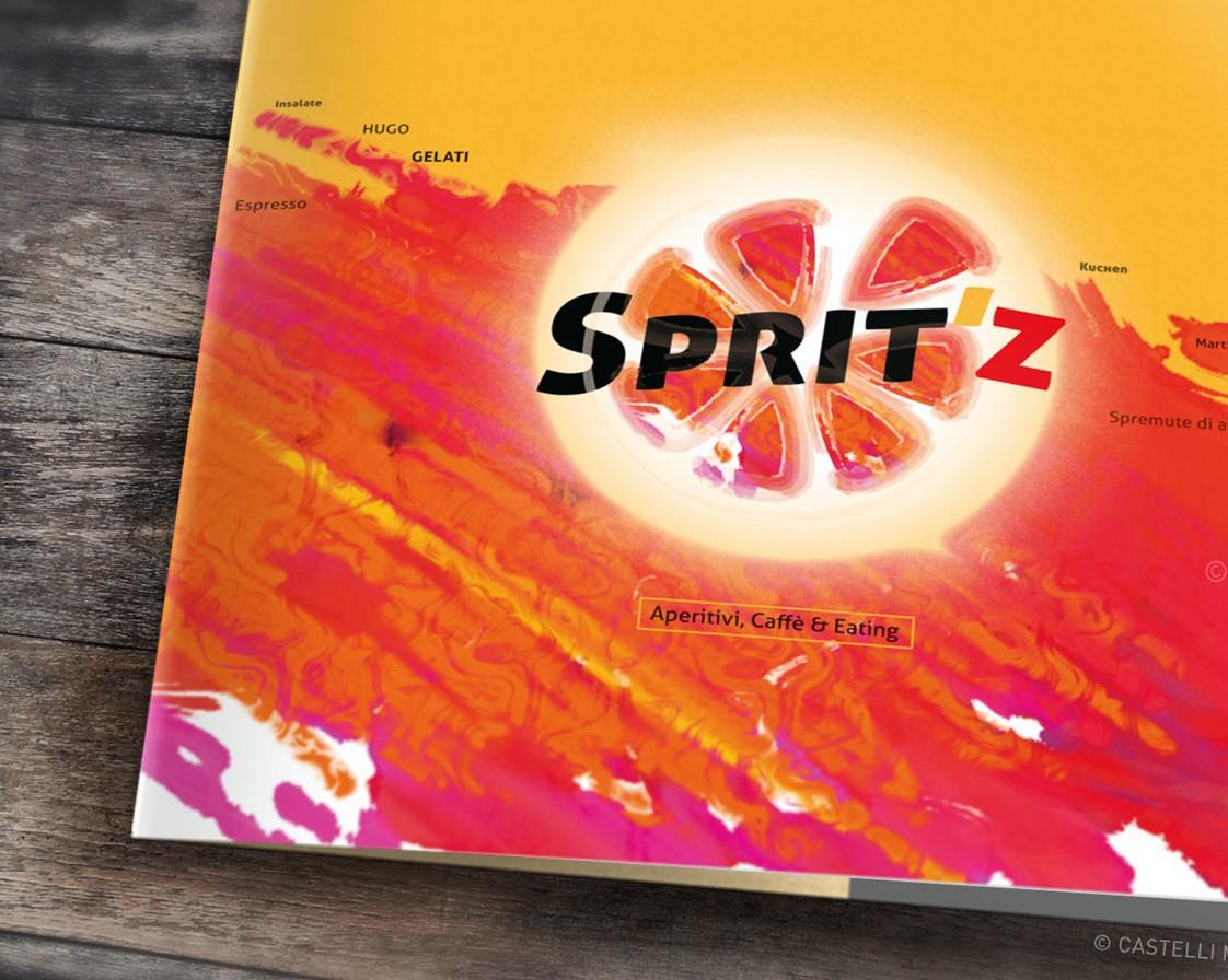 Corporate Design Logodesign Flyer Plakate Speisekarte Eiskarte