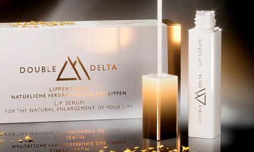 Double-Delta brand design by castelli media